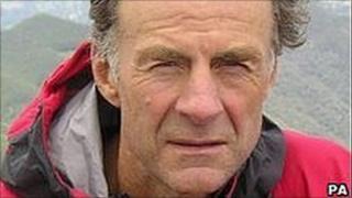 Sir Ranulph Fiennes (pic: PA)