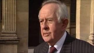John Owen, ex-Carmarthenshire coroner