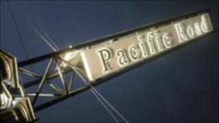 Pacific Road theatre