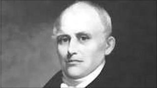 Portrait of Samuel Slater