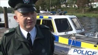 Sergeant Keith Hicks