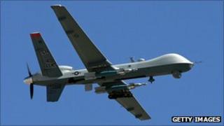 MQ-9 Reaper drone