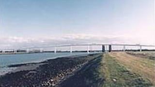 New Sheppey bridge