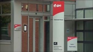 E.On headquarters in Coventry
