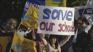 Kenton School strike