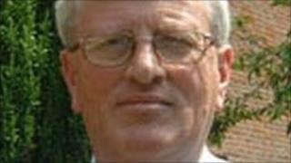 Deputy leader David Hodge