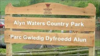 Alyn Waters Country Park