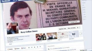Rory Cellan-Jones's Facebook page