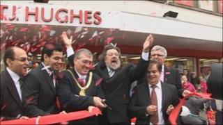 TJ Hughes reopens in Liverpool