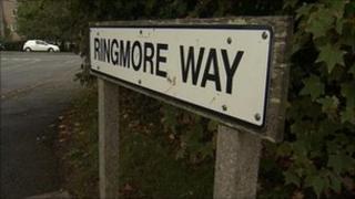 Ringmore Way sign