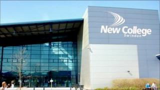 New College. Swindon