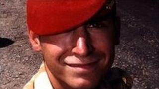 Corporal Simon Miller
