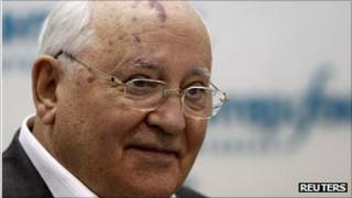 Mikhail Gorbachev - 17 August