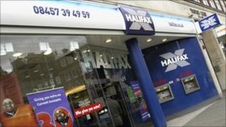 Halifax bank