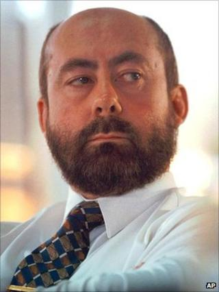 Archive photo of Wouter Basson in 1998