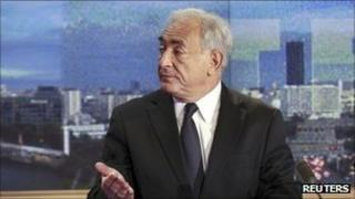 Dominique Strauss-Kahn in an interview with French TV, 18 Sept 2011