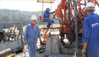 Drilling for shale oil