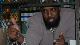 Abdi Habarwa, shop owner in Port Elizabeth, Eastern Cape