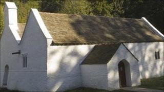 Eglwys Teilo Sant, Sain Ffagan: Amgueddfa Werin Cymru