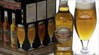 Innis and Gunn products