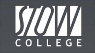 Stow College logo