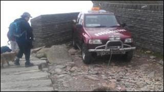 Y Car ger Hafod Eryri
