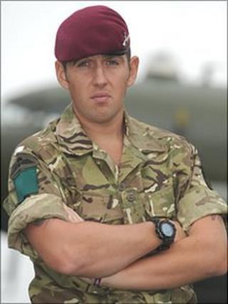 Sgt Sean McGlynn