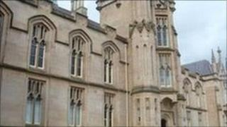 University of Ulster's Magee campus