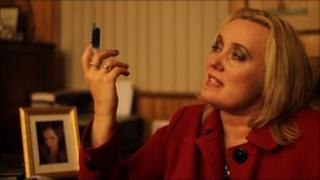 Actress Janet de Vigne. Pic: David Hutchison