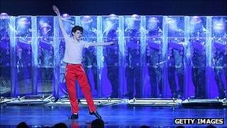 A performance from Billy Elliot at the 2009 Tony Awards ceremony