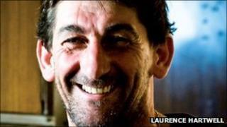 Cornish fisherman, Shaun Edwards