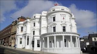 The House of Keys, Douglas