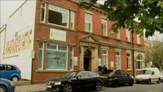 Avow offices in Wrexham