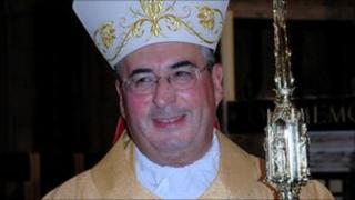 Bishop Tartaglia