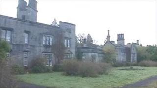 Gelli Aur Mansion