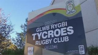 Tycroes Rugby Club
