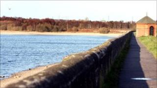 Chasewater Dam