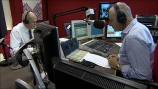 Local radio programme