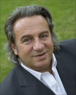 Nick Leslau