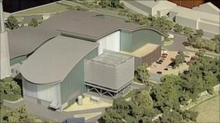 St Dennis incinerator plan