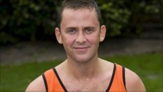 BBC Radio One's Scott Mills