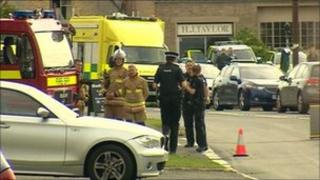 Emergency services in Willersey, Gloucestershire