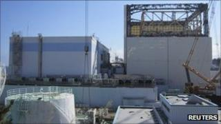 The No. 1 reactor of the Fukushima Daiichi Nuclear Power Station is seen in Fukushima prefecture in this handout photo taken September 29, 2011
