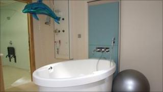 Dolphin Suite at James Paget Hospital, Norfolk