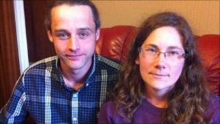 Lori Hartman has lived in Northern Ireland with her husband for eight years