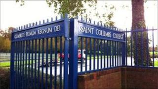St Columb's College