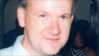 Victim Chris Corder