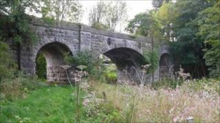 The Afon Clwyd Bridge at Pontruffudd (picture: dailypost.co.uk)