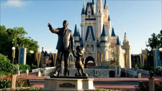 Web grab from Disneyworld website