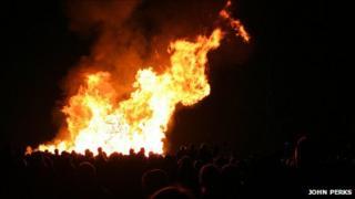 Pype Hayes Bonfire-photo by John Perks